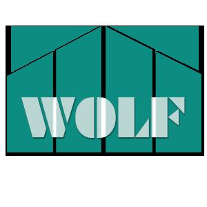 Wolf Wintergarten